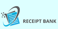 Choice Bookkeeping block RECEIPT Bank