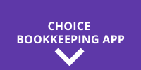 Choice Bookkeeping block Bookeeping Ap