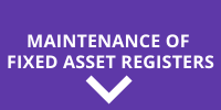 _Choice Bookkeeping block maintenance of fixed asset registers